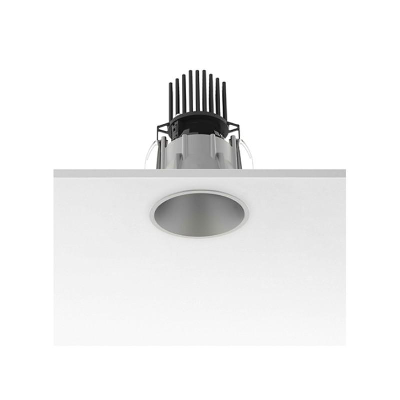 Flos F80 Fixed Faretto LED da Incasso a Soffitto a Luce Simmetrica da Interno