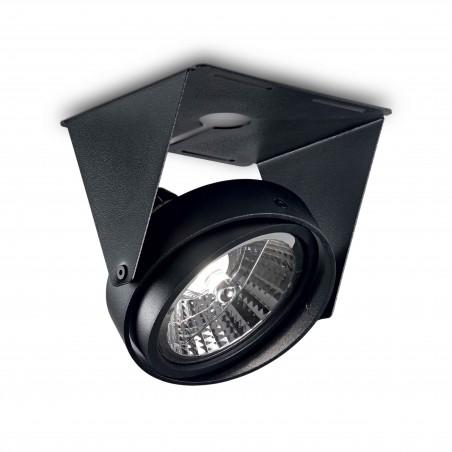 Ideal Lux Channel Faretto a LED Orientabile da Soffitto Senza Incasso per Interno