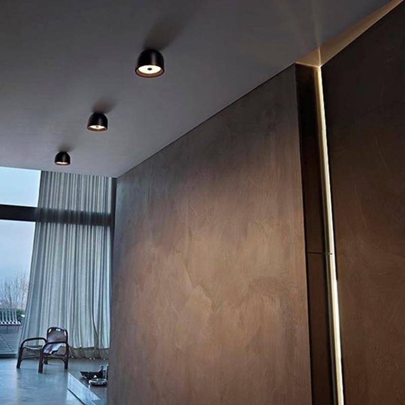 flos wan spot led recessed adjustable spot downlight 9w 3000 k 945lm green. Black Bedroom Furniture Sets. Home Design Ideas