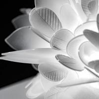 Slamp Veli Foliage Suspension Lampada da Sospensione Dimmerabile Magnetic System By Adriano Rachele