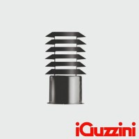 iGuzzini B924.040 Flaminia Symmetrical-optic louvre for upwards light