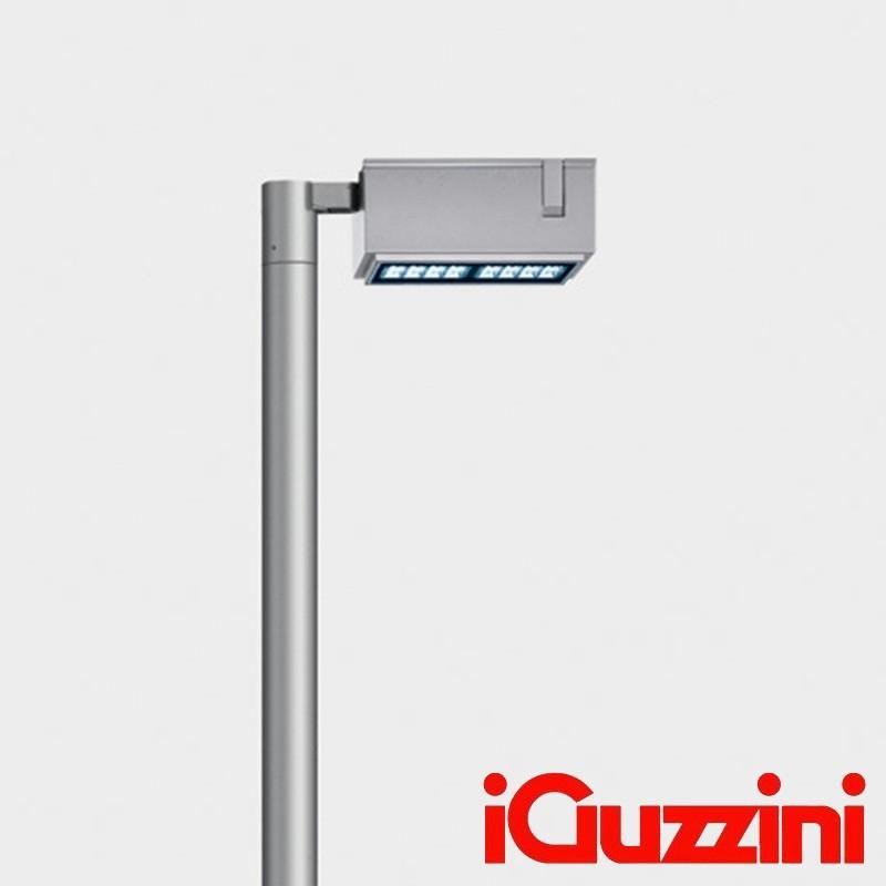 iGuzzini BD91.715 Delphi LED Proiettore per Palo Esterno IP66 ...