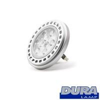 Duralamp DR111 Lampadina LED SF G53 11W 690lm 23° 4000K