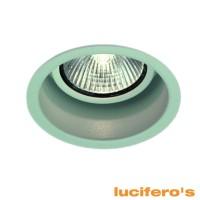 Lucifero's CI50F Faretto Incasso Tondo LED 1x50W GU10 Grigio