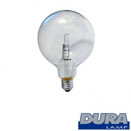 DURALAMP Globe E27 Ø125 18W-24W 3000k Halogen lamp Globe