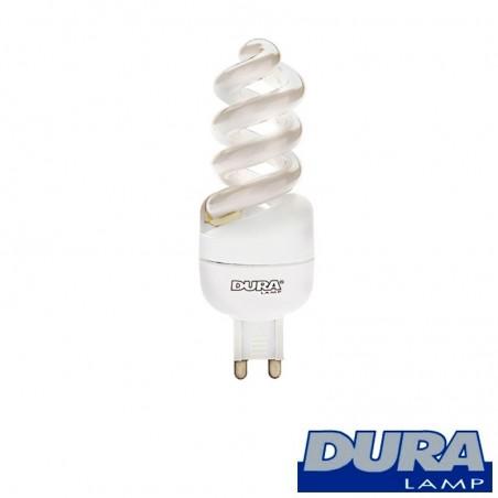 Duralamp Duralux Mini Twist G9 7W 2700K 380 lm Lamp cod. 07927