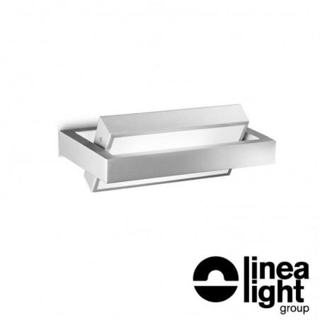 Linea Light 5102 Girevole Applique Lampada a Parete 2x24W G5 Fluorescente