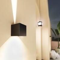 Beneito Faure LEK Lampada Applique da Parete a LED Biemissione per Ambienti Marini