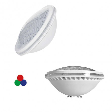 Duralamp PAR56 Swimming Pool Lamp LED 17W RGB 12V IP68 Change Colour