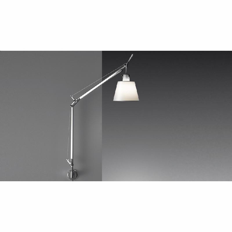 Artemide tolomeo basculante lampada da parete for Carta da parete