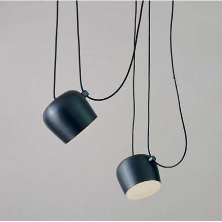 Flos AIM LED Lampada Sospensione Soffitto Bianco Design by Bouroullec