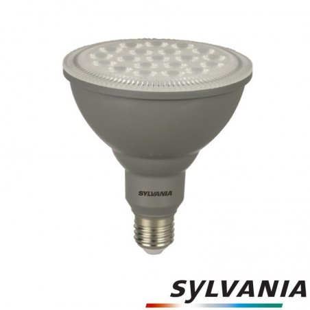 Sylvania RefLED PAR38 Dimmable E27 LED 16W 1400lm 4000K 36D Lamp IP65 Outdoor