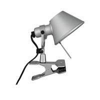 Artemide Tolomeo Pinza LED Alluminio Lampada da Tavolo Parete Design De Lucchi Fassina