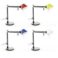 Artemide Tolomeo Micro BiColor Adjustable Table Lamp Limited Edition