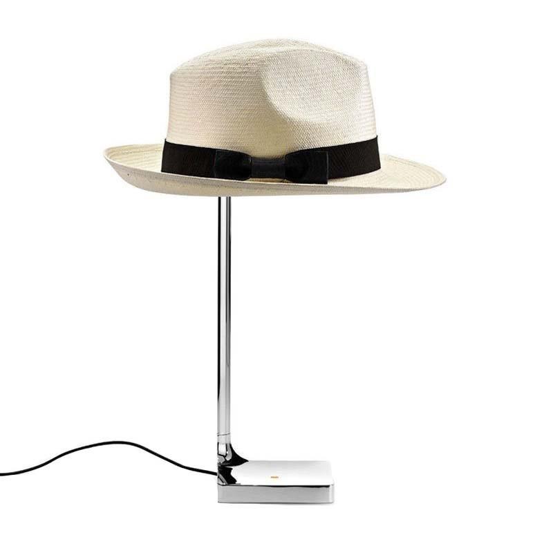 Flos Chapo Lampada da Tavolo Con Cappello Philippe Starck