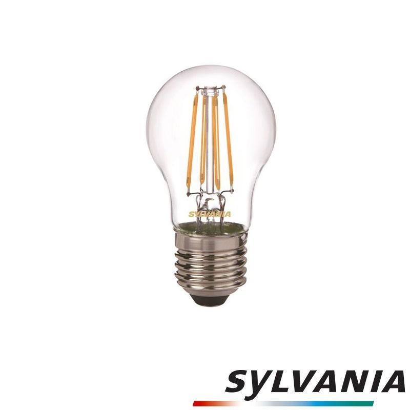Sylvania toledo led retro vintage ball lampadina e27 4w for Acquisto lampadine led on line