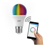 MIDI LIGHT SMART LED E27 Lamp Multifunction Change Color Temperature Effects RGB 2700K-6500K