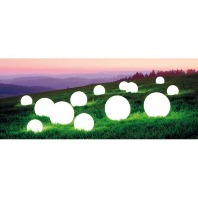 Pan sphere est507 sfera cm palla lampada da terra - Terra da giardino ...