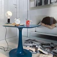 Flos Lampadina LED Table Lamp Black