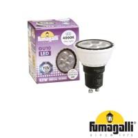 Fumagalli LED GU10 4.5W 100-240V 4000K 300lm 38D Lamp Bulb