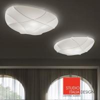 Millo Medium LED Applique Lampada a Parete o Soffitto Studio Italia Design