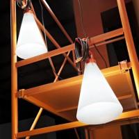 Flos May Day Hand Lamp ot Table Orange