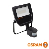 Osram LEDVANCE Floodlight LED 20W 4000K 1900lm PIR Sensor Outdoor Spotlight IP65