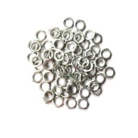 Shaped galvanized die M10 X 1 for chandeliers and tiges kit 100 pcs