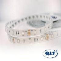 QLT Striscia LED 7,2W 12V RGB IP68 Stagna Cambia Colore - 1 Metro