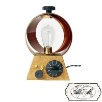 Handmade Table Lamp Martina E27 Edison Vintage