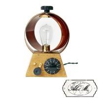 Lampada da Tavolo Artigianale Martina E27 Edison Vintage