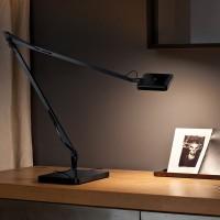 Flos Kelvin LED Base Table Lamp Black