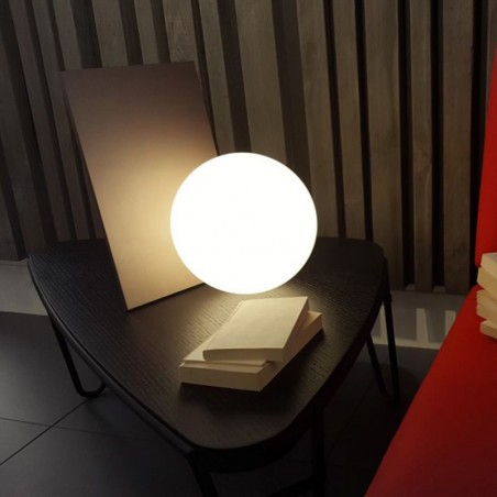Flos Extra T LED Table Lamp Anodized Graphite