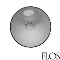 Flos Black Reflector Mod. 265 Original Replacement Parts