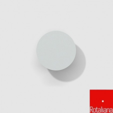 Rotaliana Collide H1 LED Wall Lamp Applique or Ceiling White