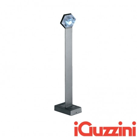 IGuzzini BB17 Glim Cube LED warm white 3200K Outdoor Bollard
