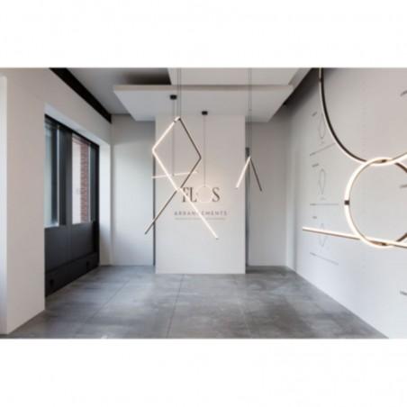 Flos Arrangements Suspension Pendant Lamp LED Modular Design Michael Anastassiades