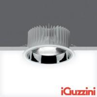 IGuzzini MB53 Reflex LED 18W Faretto Incasso Tondo Rotondo