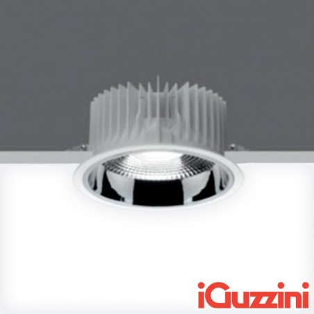IGuzzini MB53 Reflex LED 18W Spotlight recessed