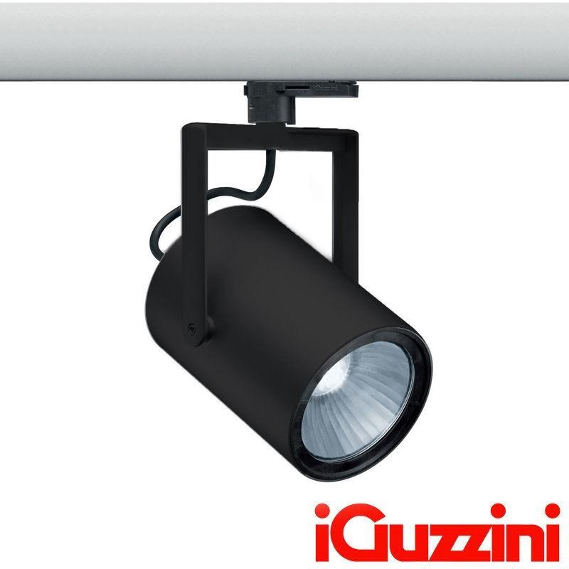 iGuzzini MD38 Front Light 20W 3000K Projector Binary black