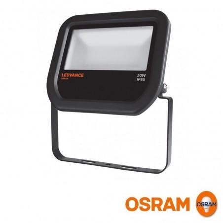 Osram LEDVANCE Floodlight LED 50W 4000K 5000lm Outdoor Spotlight IP65 Black