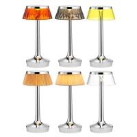 Flos Bon Jour Unplugged LED Lampada da Tavolo Bianco