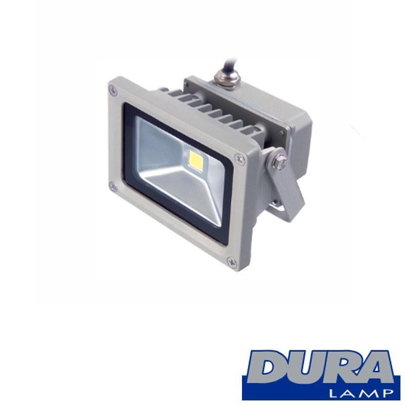 DURALAMP Proiettore da Esterno PANTH LED 12W 115° 4000K IP65