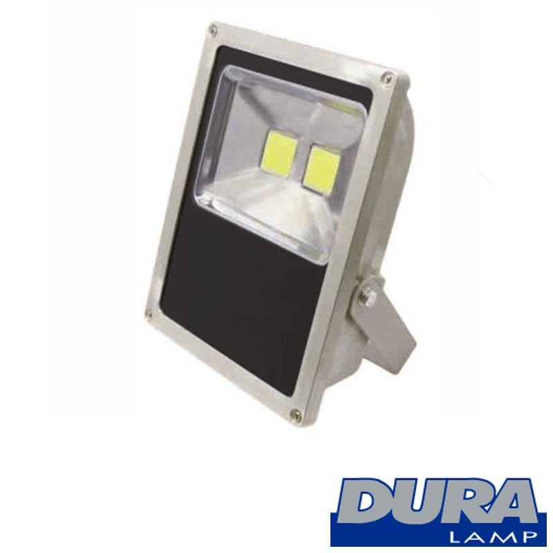 DURALAMP Outdoor Projector PANTH-SLIM LED 100W 120° 8800lm 4000K