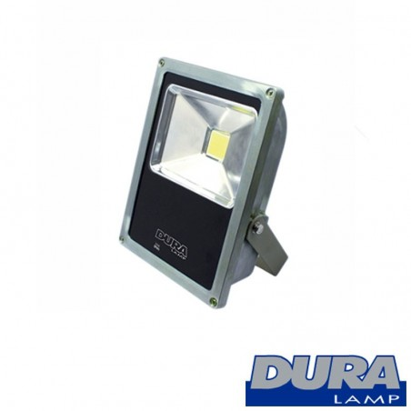 DURALAMP Proiettore da Esterno PANTH-SLIM 50W 120° 3700lm 4000K IP65