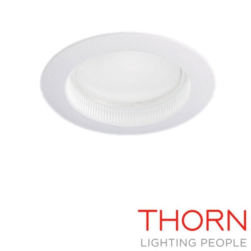 Thorn BaseLED 165 12W 3500K faro incasso 190mm Dimmerabile 96107303