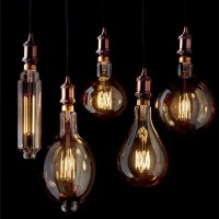 Lamp Bulb LED Vintage XL E27 4W 320lm 2200K Globo Small