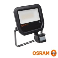 Osram LEDVANCE Floodlight LED 50W 4000K 4750lm PIR Sensor Outdoor Spotlight IP65
