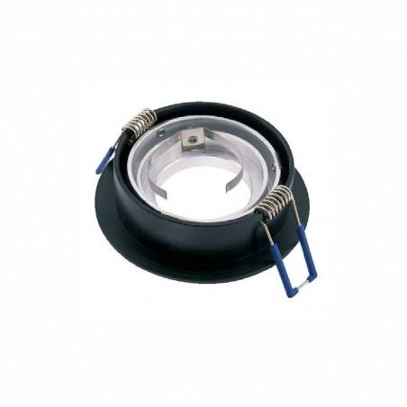 MOLVENO LIGHTING Maya LED Faretto Incasso Orientabile Alluminio D.93mm