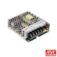 Alimentatore Meanwell LRS-50-12 Power supply 50.4W 12V 4.2A per LED